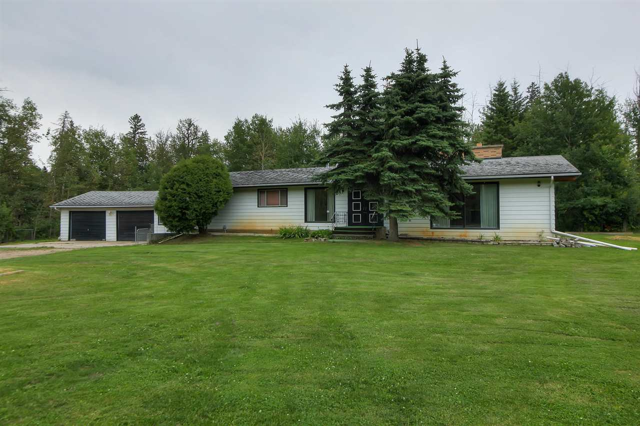 FEATURED LISTING: 11175 SPRUCE VALLEY Road Rural Parkland County