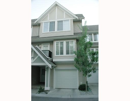 Main Photo: 34 19141 124TH Avenue in Pitt_Meadows: Mid Meadows Townhouse for sale (Pitt Meadows)  : MLS®# V665724