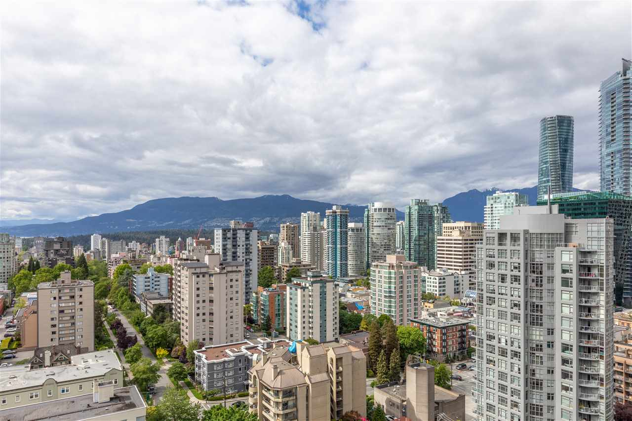 FEATURED LISTING: 2205 - 1028 BARCLAY Street Vancouver