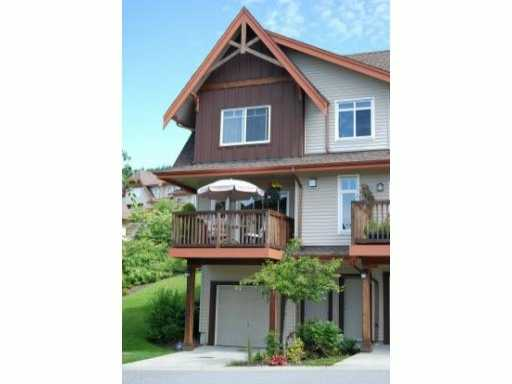 "Main Photo: # 113 2000 PANORAMA DR in Port Moody: Heritage Woods PM Condo for sale in ""MOUNTAIN'S EDGE"" : MLS®# V815007"