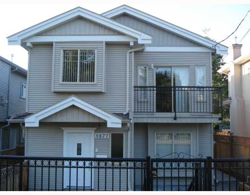 FEATURED LISTING: 5827 WOODSWORTH Street Burnaby
