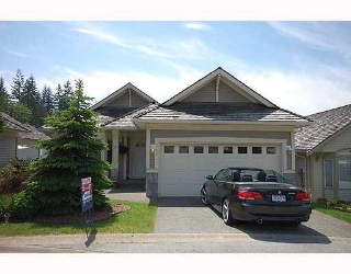 "Main Photo: 142 BLACKBERRY Drive: Anmore House for sale in ""Anmore Green State"" (Port Moody)  : MLS® # V769295"