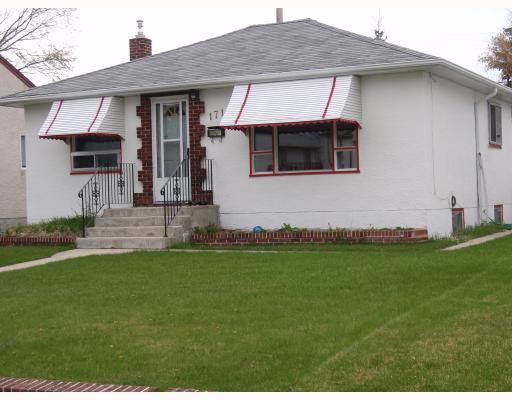 Main Photo: 171 NEWTON Avenue in WINNIPEG: West Kildonan / Garden City Single Family Detached for sale (North West Winnipeg)  : MLS® # 2908575