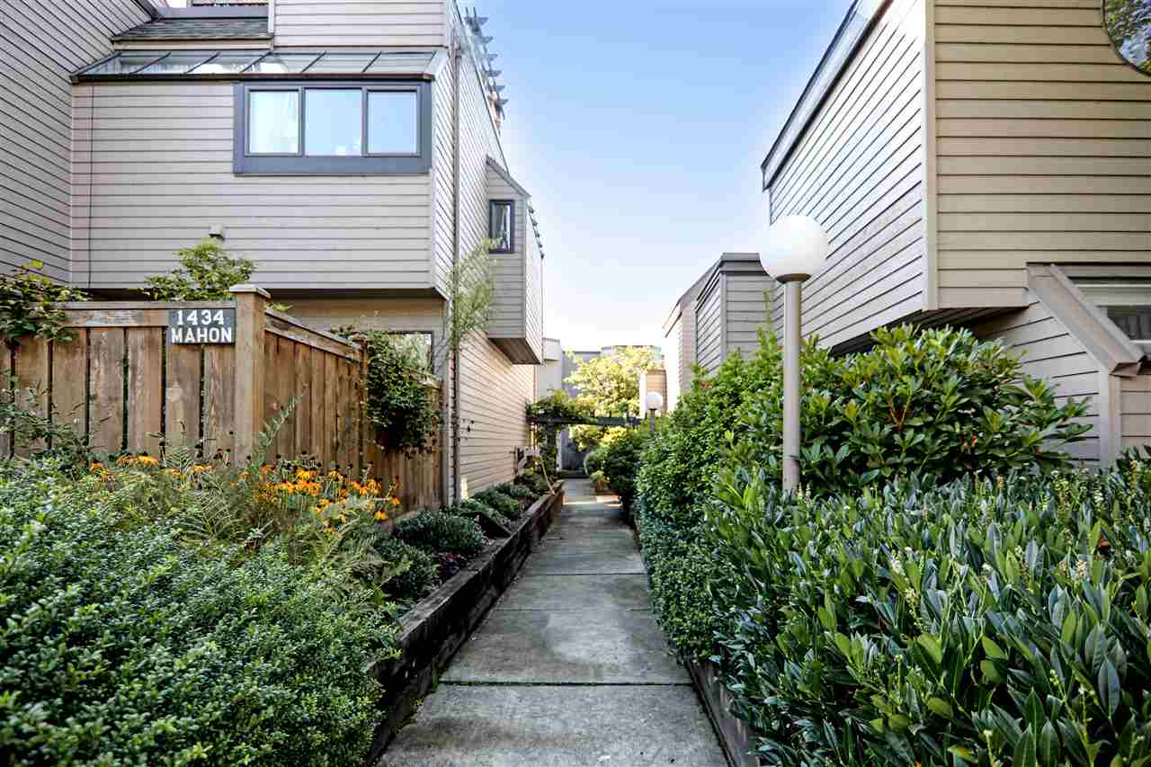 FEATURED LISTING: 1 1434 MAHON Avenue North Vancouver