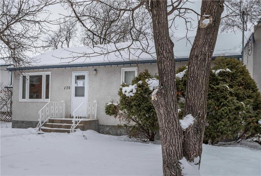 FEATURED LISTING: 170 Berrydale Avenue Winnipeg