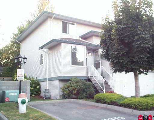 "Main Photo: 14 34332 MACLURE RD in Abbotsford: Central Abbotsford Townhouse for sale in ""IMMEL RIDGE"" : MLS®# F2512728"