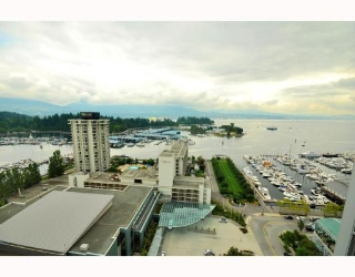 "Main Photo: 2101 1616 BAYSHORE Drive in Vancouver: Coal Harbour Condo for sale in ""Bayshore Gardens"" (Vancouver West)  : MLS®# V781697"