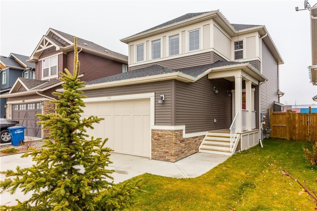 FEATURED LISTING: 1362 Kings Heights Way Airdrie