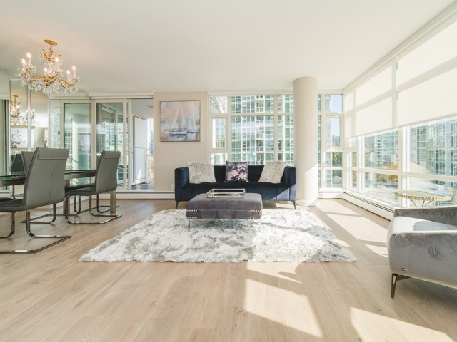 FEATURED LISTING: 706 198 AQUARIUS Mews Vancouver