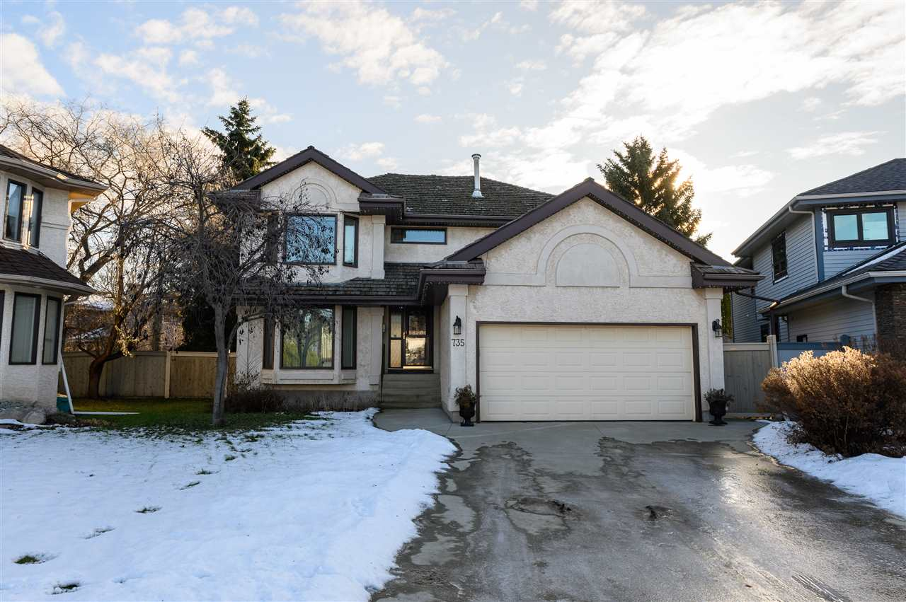 FEATURED LISTING: 735 WHEELER Road West Edmonton