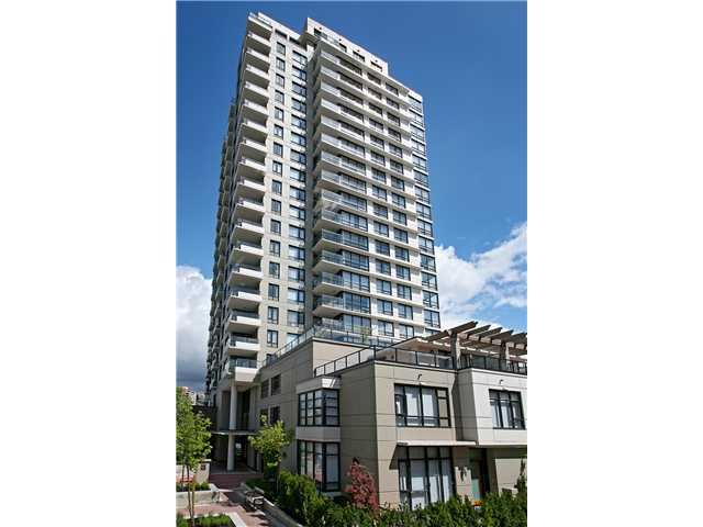 "Main Photo: 1204 1 RENAISSANCE Square in New Westminster: Quay Condo for sale in ""THE Q"" : MLS® # V867998"