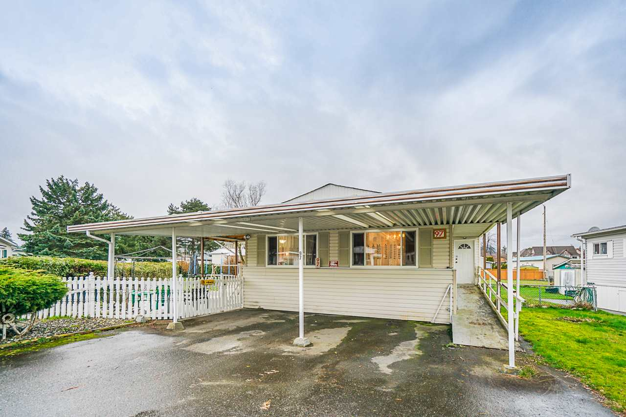 FEATURED LISTING: 97 - 45640 WATSON Road Chilliwack