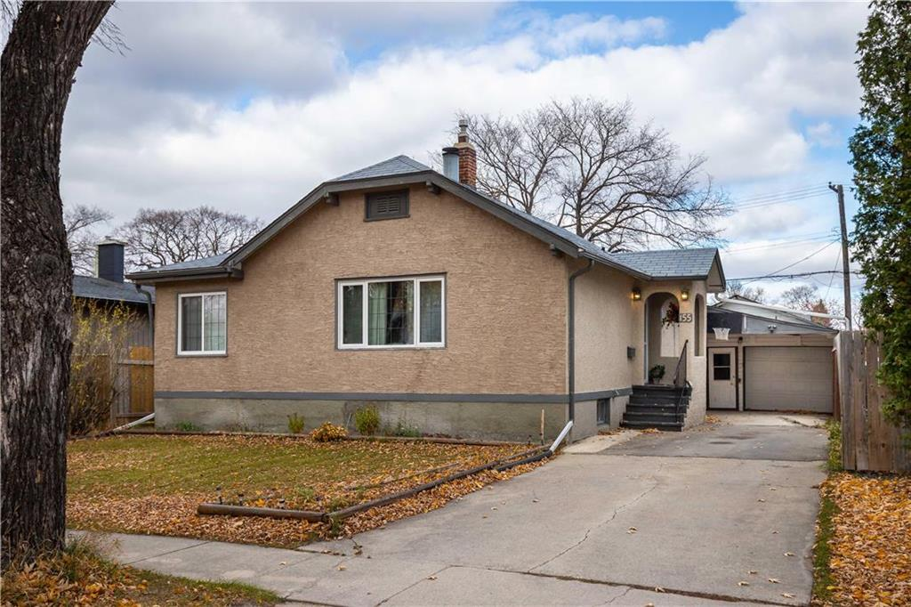 FEATURED LISTING: 155 Greene Avenue Winnipeg