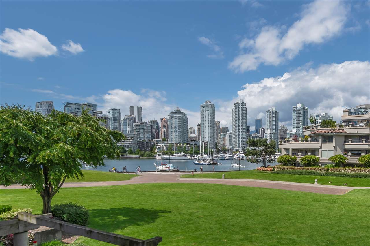 FEATURED LISTING: 213 - 1869 SPYGLASS Place Vancouver