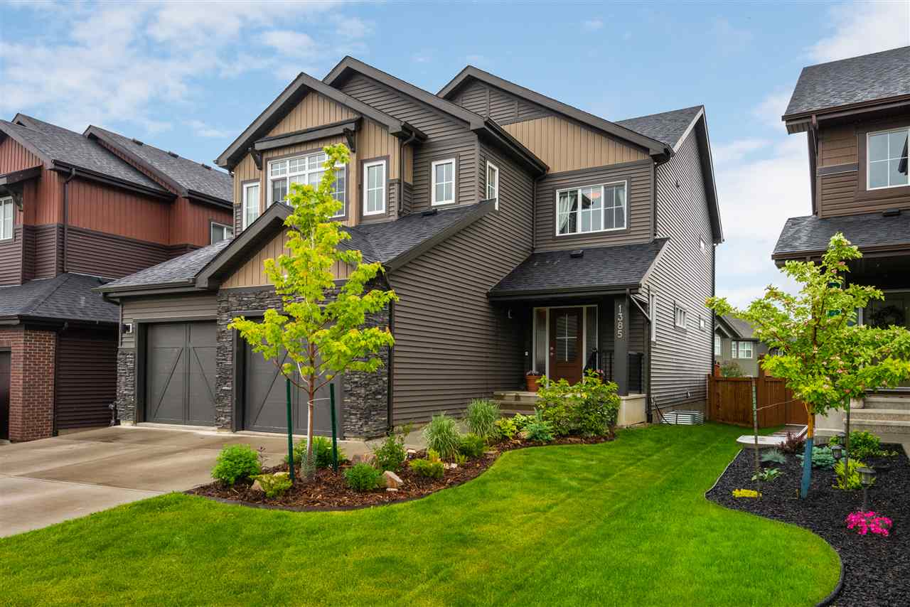 FEATURED LISTING: 1385 GRAYDON HILL Way Edmonton