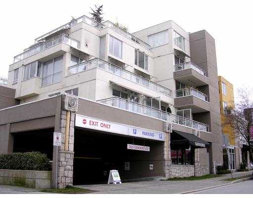 "Main Photo: 201 1978 VINE Street in Vancouver: Kitsilano Condo for sale in ""CAPERS"" (Vancouver West)  : MLS® # V759683"