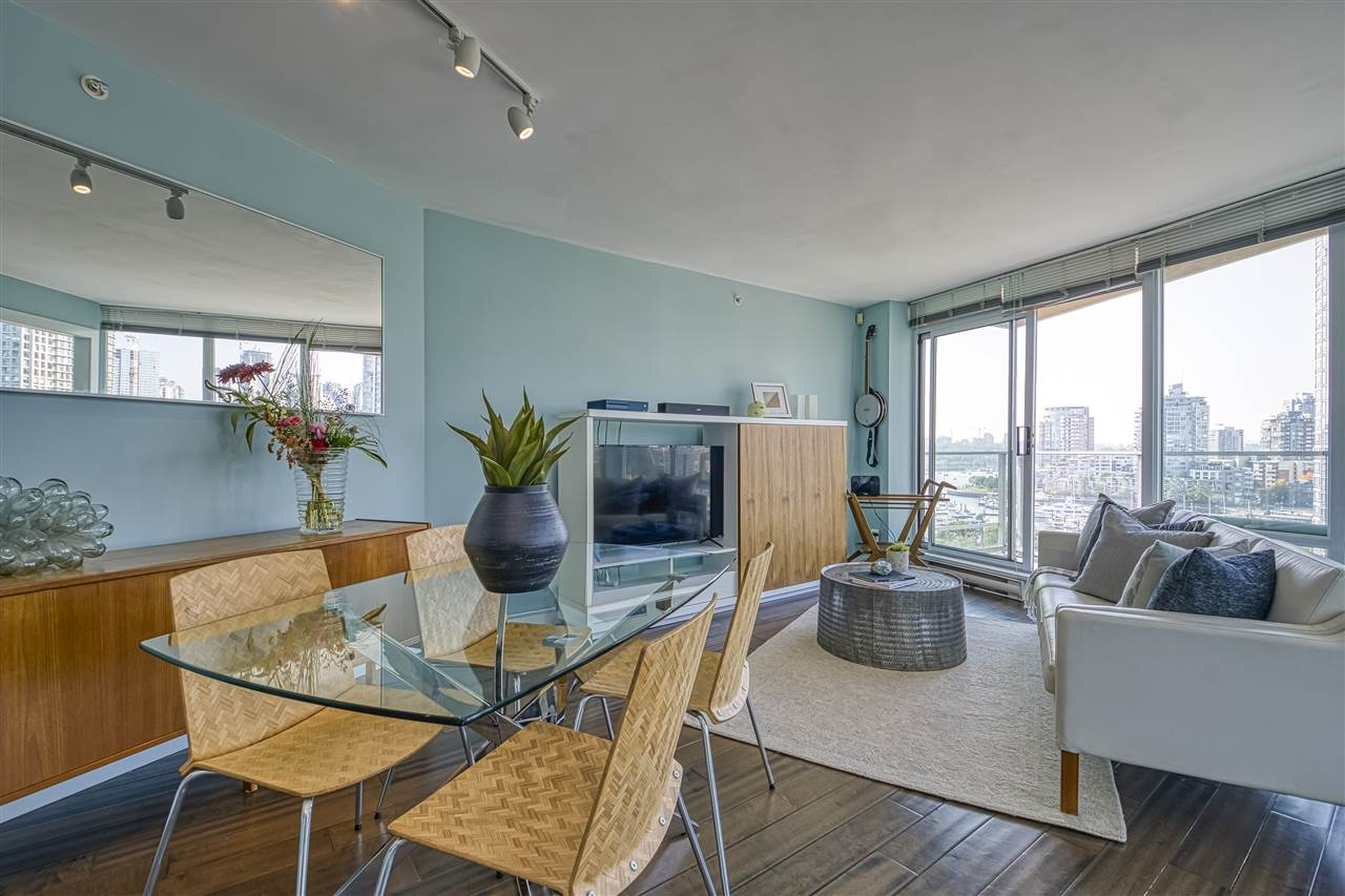 FEATURED LISTING: 1203 - 980 COOPERAGE Way Vancouver