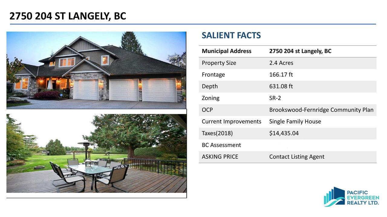 FEATURED LISTING: 2750 204 Street Langley