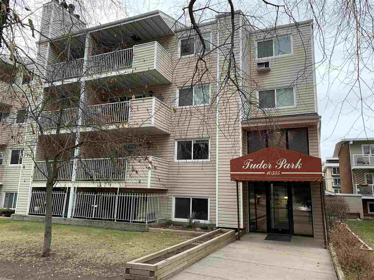 FEATURED LISTING: 205 - 10335 118 Street Edmonton