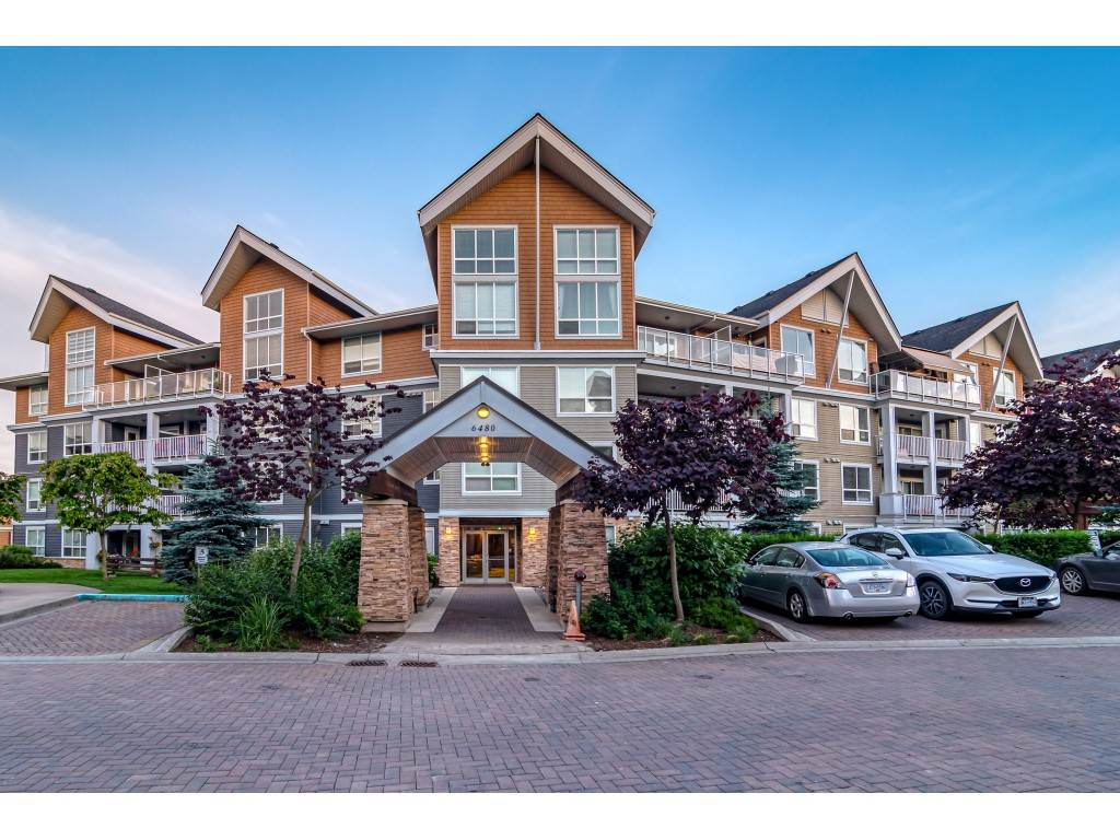 FEATURED LISTING: 201 - 6480 194 Street Surrey