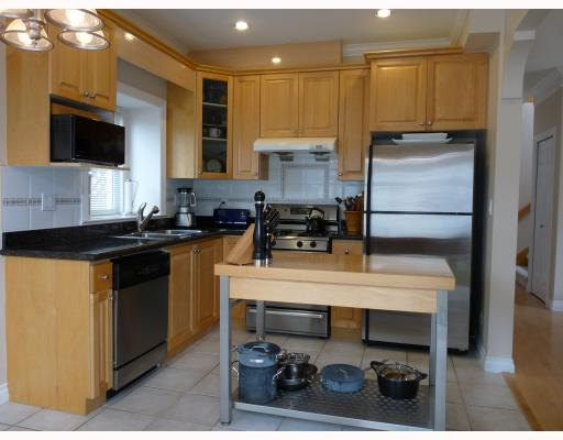 Main Photo: 8419 LAUREL Street in Vancouver: Marpole House 1/2 Duplex for sale (Vancouver West)  : MLS® # V773648