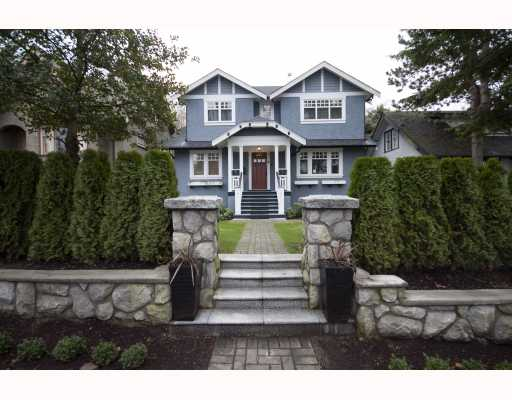 Main Photo: 5226 BLENHEIM Street in Vancouver: MacKenzie Heights House for sale (Vancouver West)  : MLS® # V804571