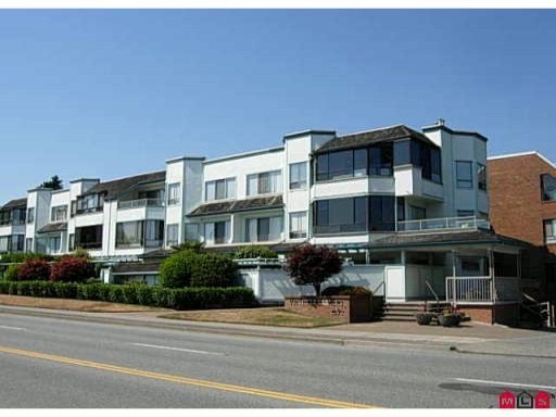 "Main Photo: 209 1830 E SOUTHMERE Crescent in Surrey: Sunnyside Park Surrey Condo for sale in ""Southmere Mews"" (South Surrey White Rock)  : MLS® # F1102454"