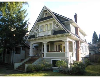 Main Photo: 1996 W 13TH Avenue in Vancouver: Kitsilano House for sale (Vancouver West)  : MLS® # V730846