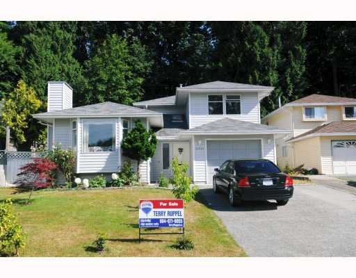 Main Photo: 11747 DRIFTWOOD Drive in Maple Ridge: West Central House for sale : MLS® # V800066