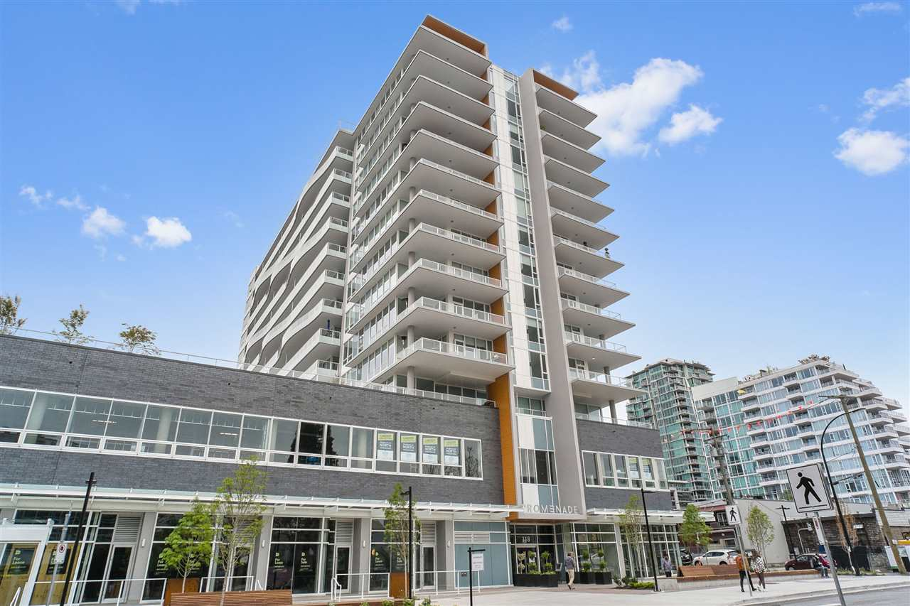 FEATURED LISTING: 1005 - 118 CARRIE CATES Court North Vancouver