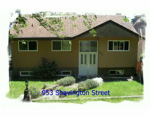 FEATURED LISTING: 953 SHAVINGTON ST North Vancouver