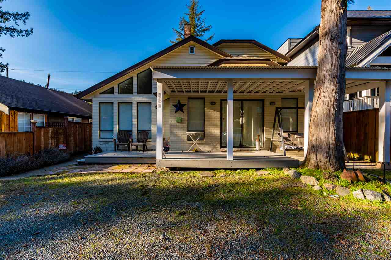 FEATURED LISTING: 290 HEMLOCK Street Cultus Lake