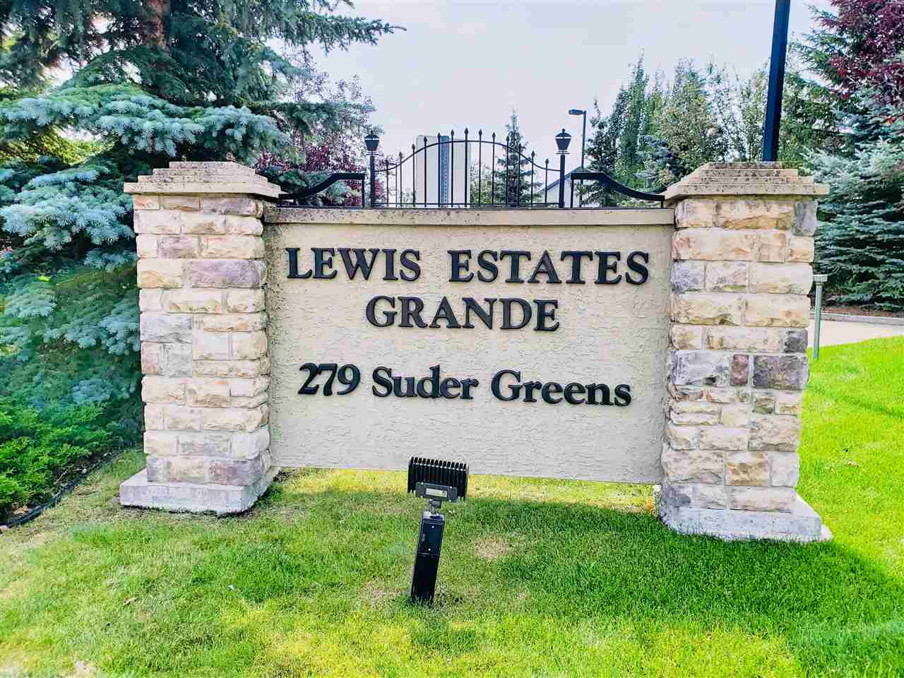 FEATURED LISTING: 203 279 SUDER GREENS Drive Edmonton