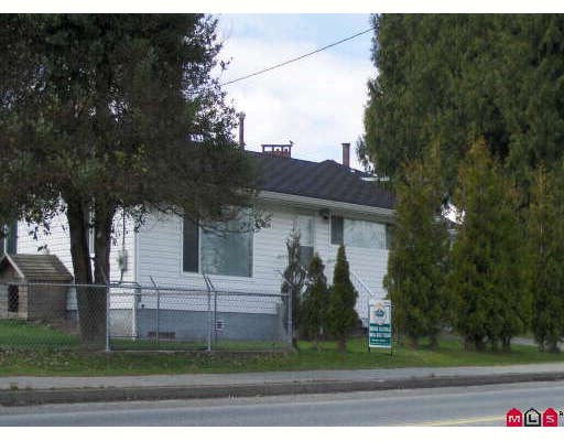 Main Photo: 11169 WALLACE Drive in Surrey: Bolivar Heights House for sale (North Surrey)  : MLS® # F2906937
