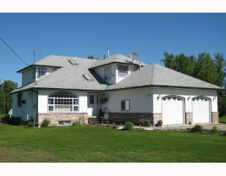 Main Photo: 12805 HUBERT Road in Prince_George: Hobby Ranches House for sale (PG Rural North (Zone 76))  : MLS® # N191699