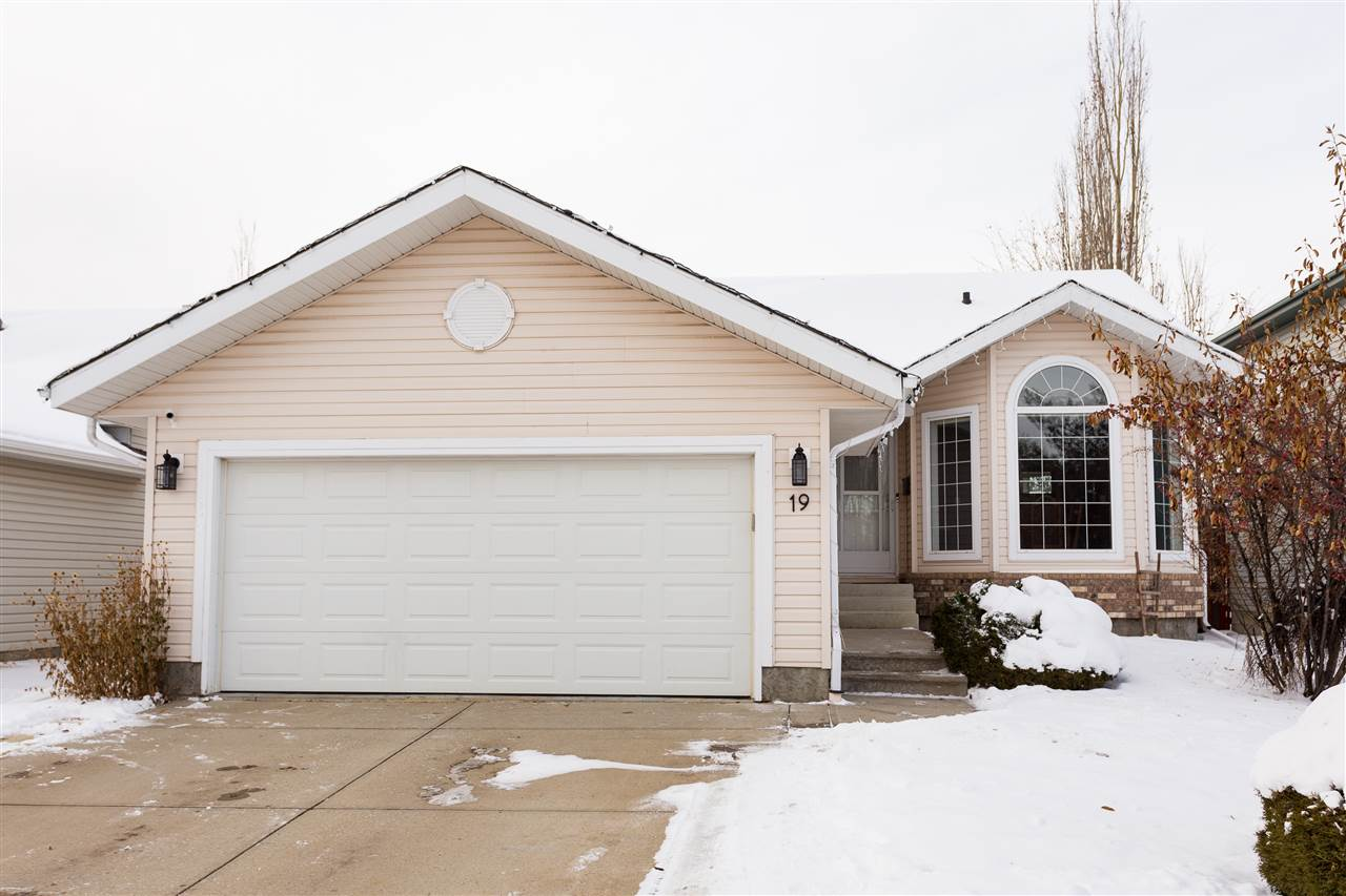 FEATURED LISTING: 19 Darwell Terrace St. Albert
