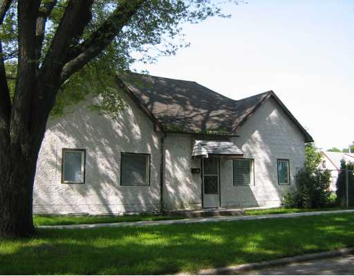 Main Photo: 114 ANDREWS Street in WINNIPEG: North End Residential for sale (North West Winnipeg)  : MLS® # 2918594