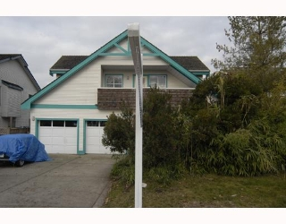 Main Photo: 797 S DYKE Road in New_Westminster: Queensborough House for sale (New Westminster)  : MLS® # V752447