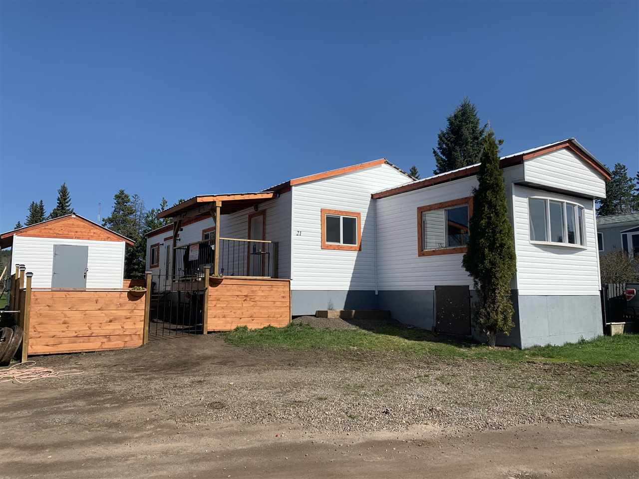 FEATURED LISTING: 21 - 95 LAIDLAW Road Smithers