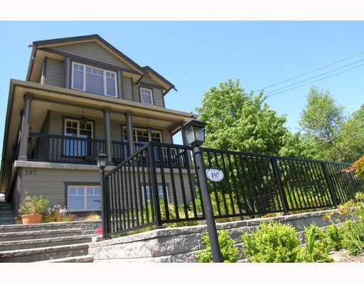 FEATURED LISTING: 197 STRATFORD Avenue North Burnaby