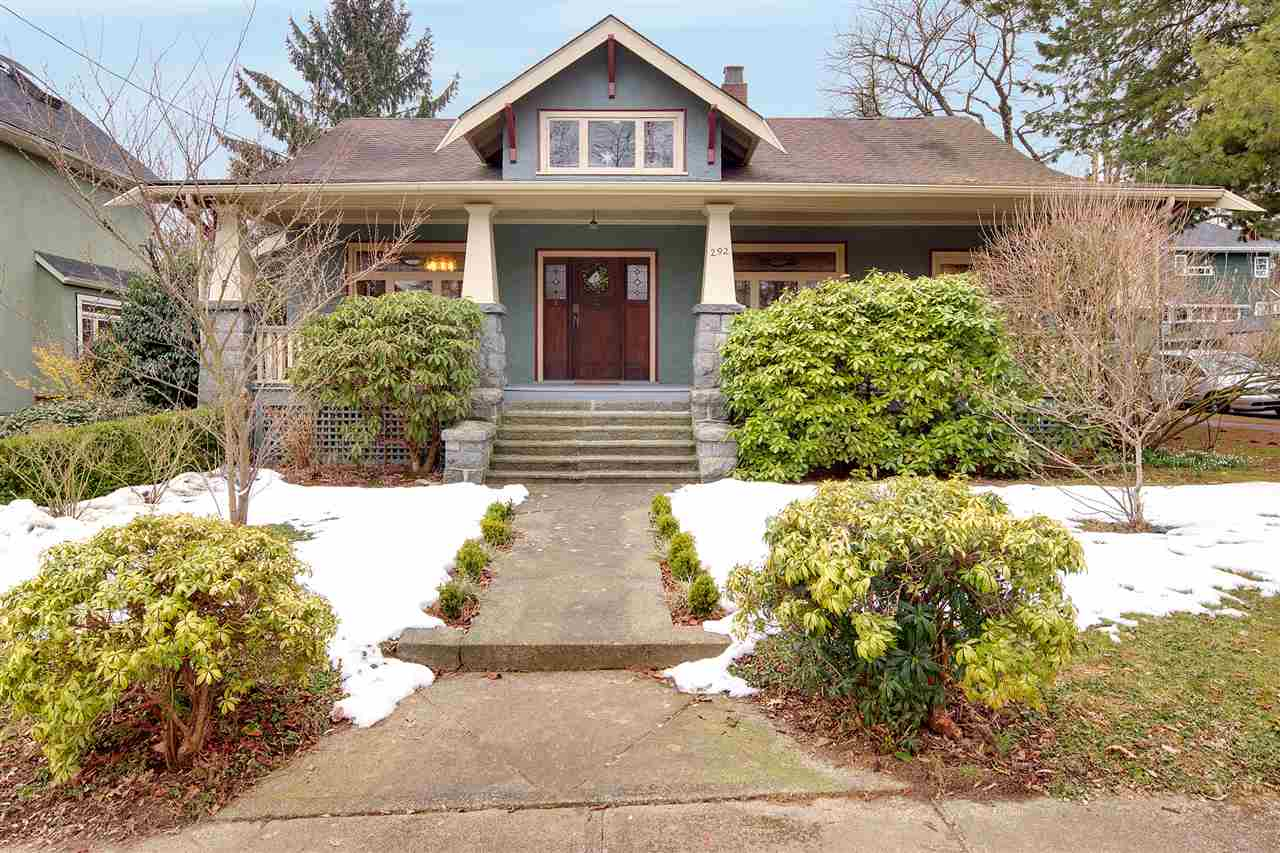 FEATURED LISTING: 292 13TH Avenue West Vancouver