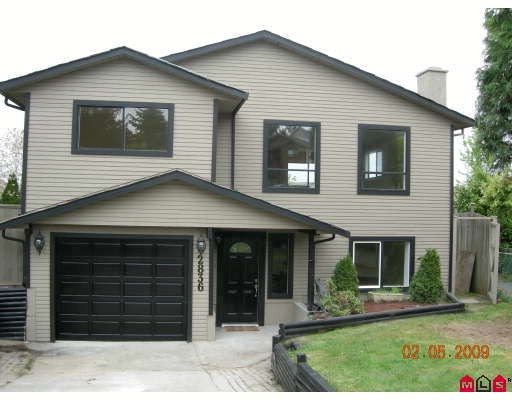 "Main Photo: 2836 WOODLAND Court in Langley: Willoughby Heights House for sale in ""WILLOUGBY HEIGHTS"" : MLS® # F2909275"