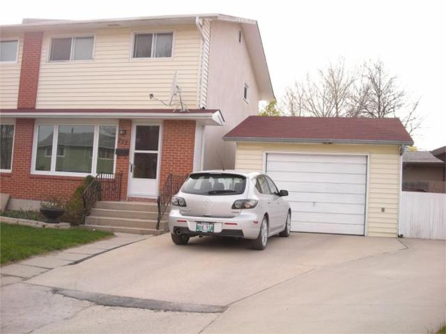FEATURED LISTING: 272 Edelweiss Crescent WINNIPEG