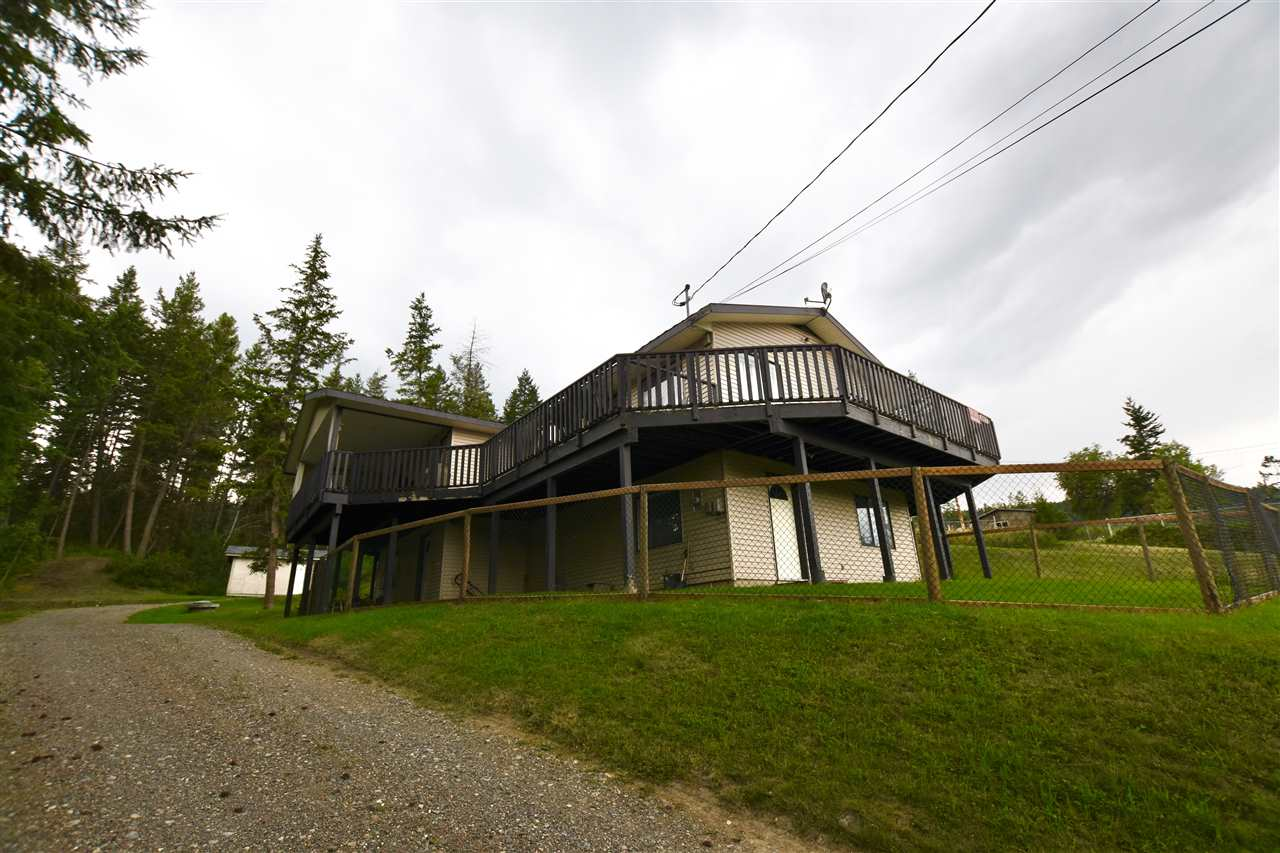 FEATURED LISTING: 627 HODGSON Road Williams Lake