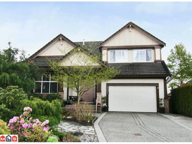 "Main Photo: 21072 86TH Avenue in Langley: Walnut Grove House for sale in ""MANOR PARK"" : MLS®# F1009730"