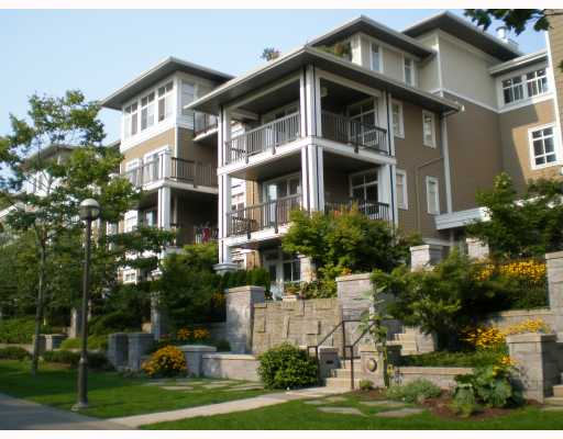 "Main Photo: 316 6279 EAGLES Drive in Vancouver: University VW Condo for sale in ""REFLECTIONS"" (Vancouver West)  : MLS® # V805358"