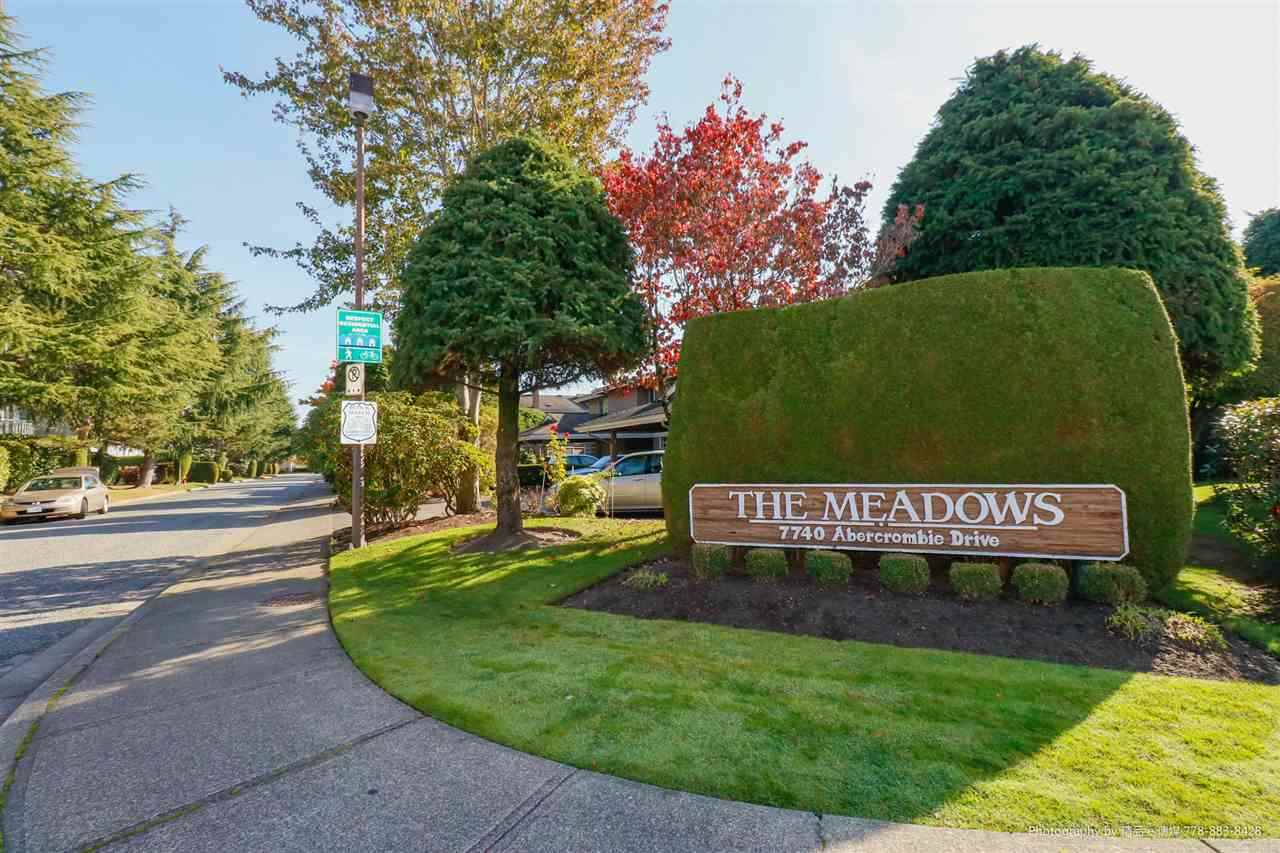 FEATURED LISTING: 43 - 7740 ABERCROMBIE Drive Richmond