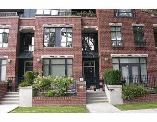 "Main Photo: 2269 W 12TH Avenue in Vancouver: Kitsilano Townhouse for sale in ""ANSONIA"" (Vancouver West)  : MLS® # V766483"