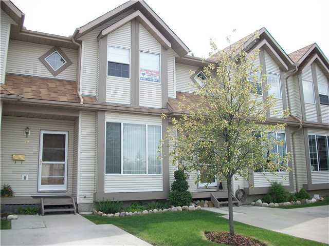 Main Photo: 48 SHAWBROOKE Court SW in CALGARY: Shawnessy Townhouse for sale (Calgary)  : MLS® # C3434616