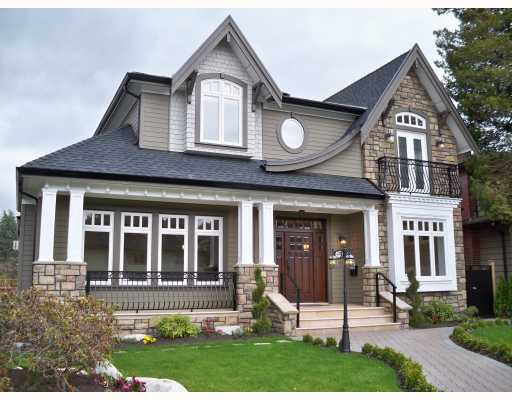 Main Photo: 4418 BRAKENRIDGE ST in Vancouver West, Quilchena: Quilchena House for sale (Vancouver West)  : MLS®# V760255